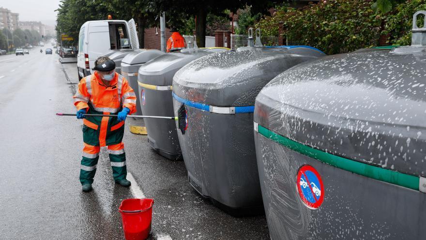 El reciclaje se salta la pandemia: cada gijonés recicla 147 kilos al año