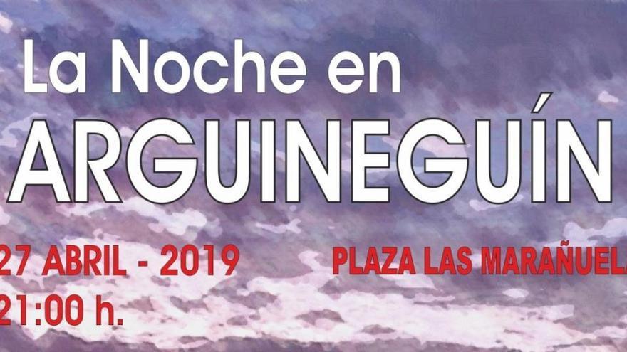 'La Noche en Arguineguín' se llenará de folclore canario