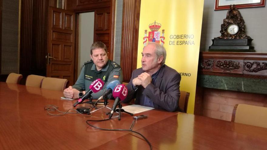 """Ramon Morey: """"La visita de Pedro Sánchez no puso en riesgo la vida de nadie"""""""