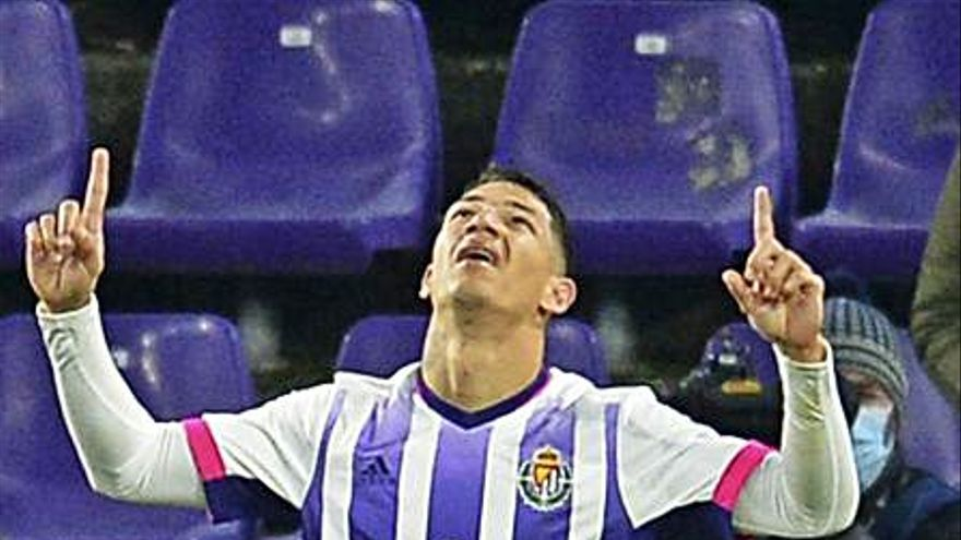 'Ataque' al delantero Marcos André
