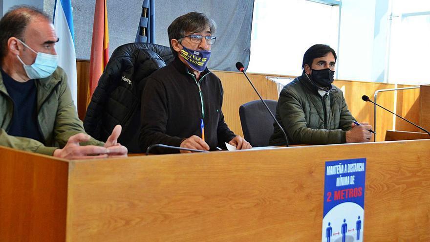 El Cangas elige a Alberto González como nuevo presidente