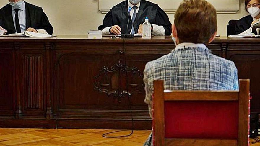El Supremo, última opción de la cuidadora zamorana del capellán para quedarse 89.000 euros