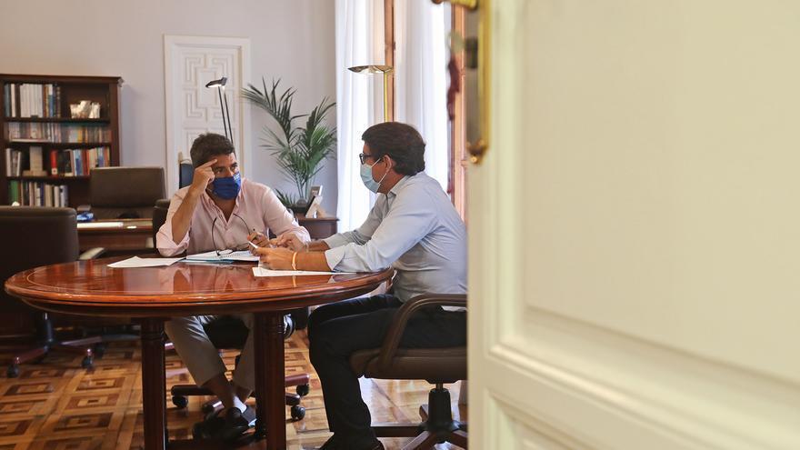 La Diputación diseña un plan para contratar a empresas de inserción social