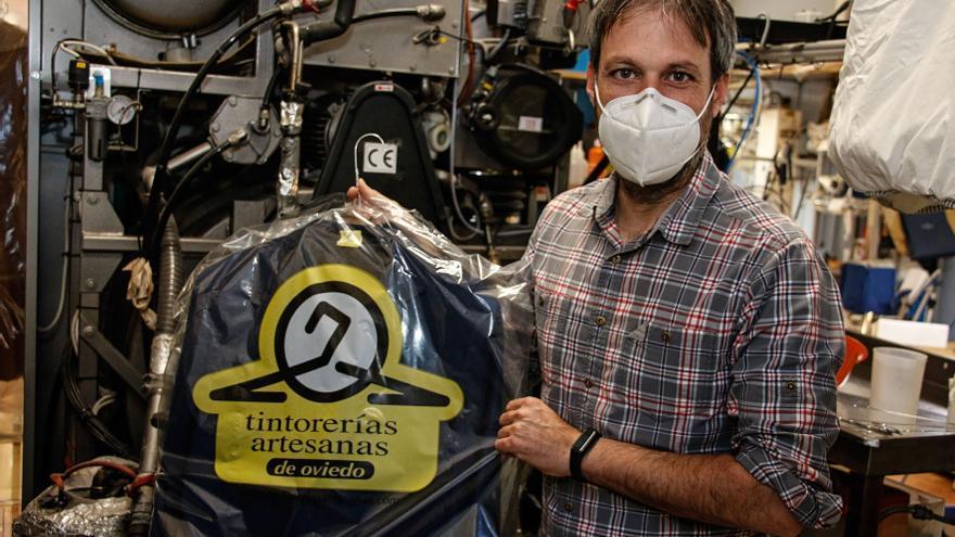 """""""Es imposible esquivar el tarifazo de la luz"""", critican en tintorerías y peluquerías asturianas"""