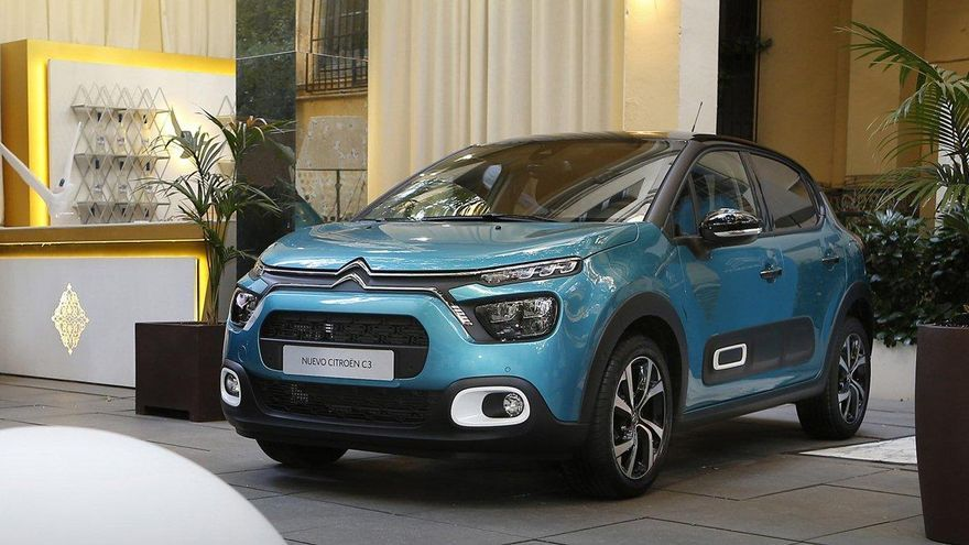 Citroën C3, renovació utilitària