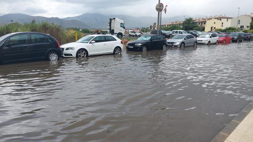 Lluvia, tormentas, granizo y nuevas inundaciones amenazan a Castellón