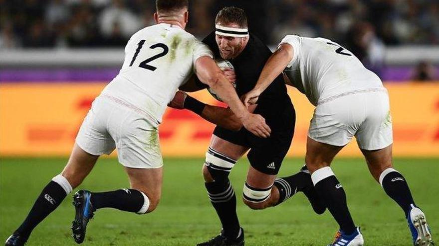 Inglaterra deja a los All Blacks fuera de la final del Mundial