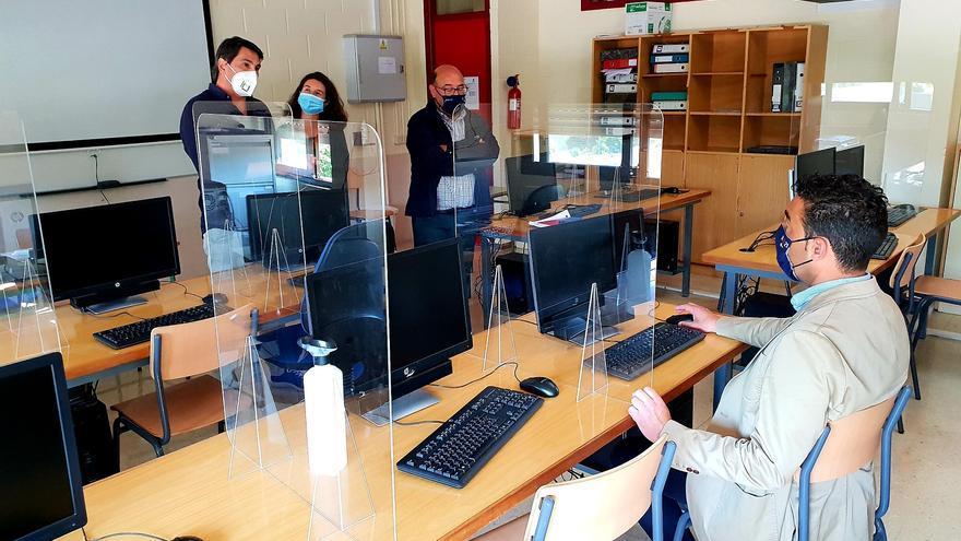 La alta demanda lleva a la Xunta a ofertar casi 1.900 plazas de Formación Profesional
