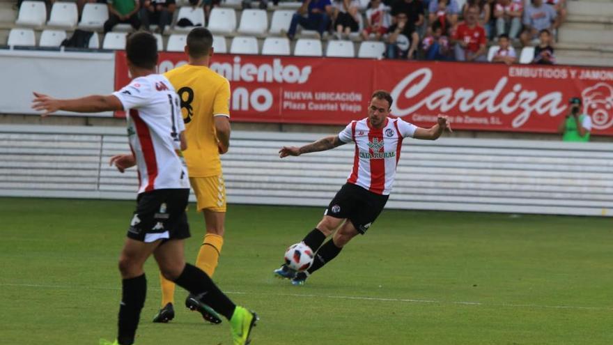 Zamora CF - Alcobendas