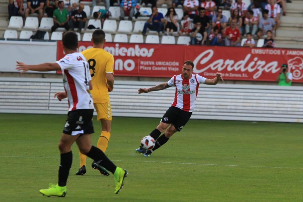 Zamora CF - Alcobendas Sport