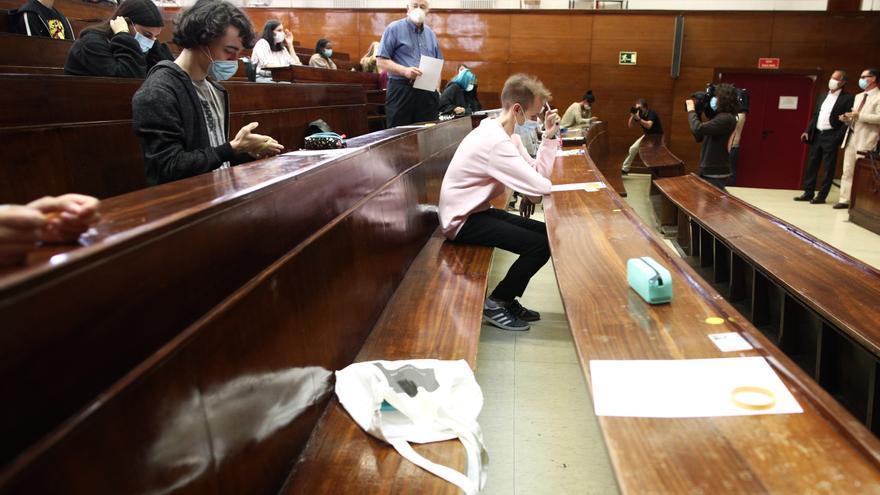 Las universidades públicas de Castilla y León defienden la presencialidad