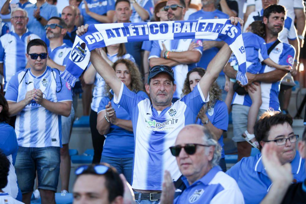 Atlético Baleares - Mirandés