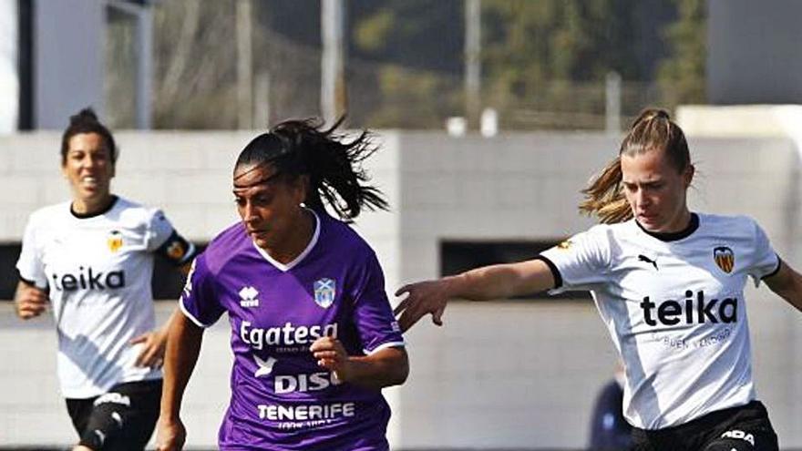 La UDG Tenerife no sentencia y permite el empate del Valencia