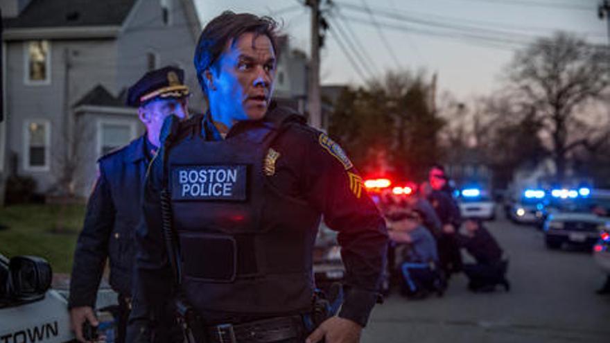 Mark Wahlberg investiga l'atemptat de la marató de Boston a «Día de patriotas»