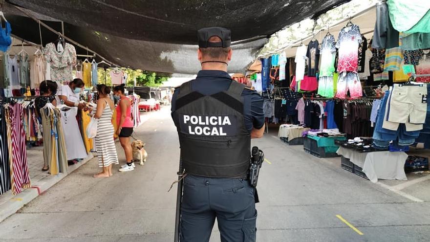 Alhaurín de la Torre quiere reforzar la Policía Local con ocho agentes más