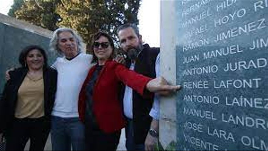 El PSOE urge responder a la petición para exhumar a la periodista francesa Renée Lafont