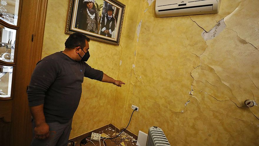 """Granada sufre un """"enjambre"""" de seísmos por el hundimiento que sufre su cuenca"""
