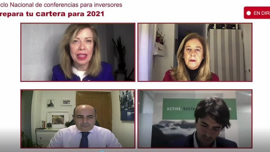 Diario de Mallorca y Prensa Ibérica organizaron juntamente con Renta 4 Banc el debate 'Prepara tu cartera 2021'