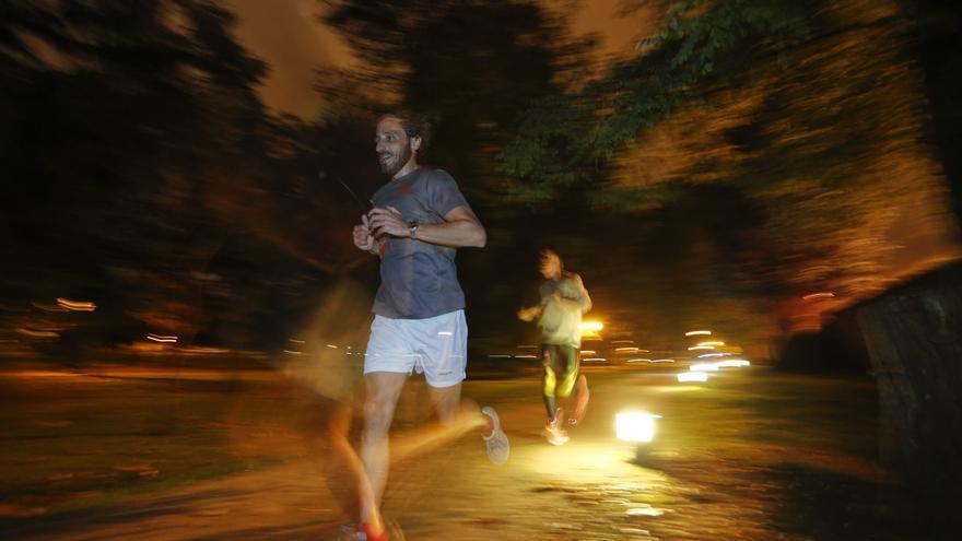 Rutas para correr en Avilés