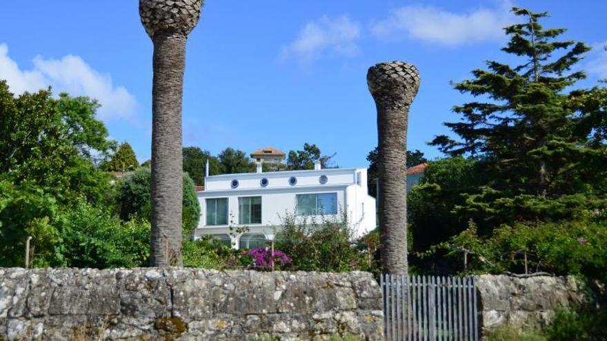 """La casa """"La Mejicana"""", de Aldán, en la cumbre de la arquitectura europea"""