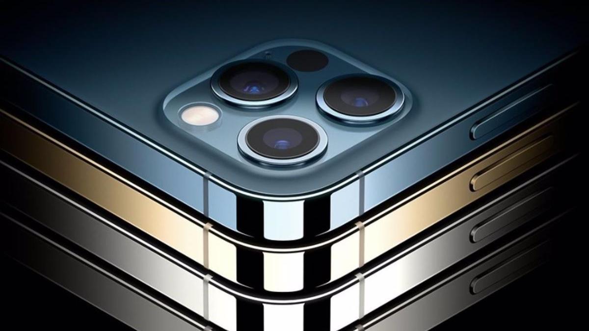 El IPhone 12 Pro.