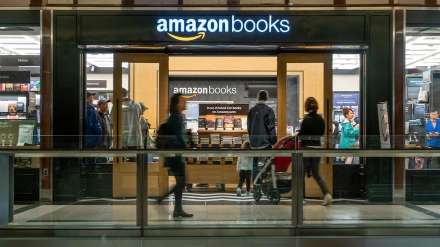 Amazon estudia abrir tiendas de grandes almacenes en Estados Unidos