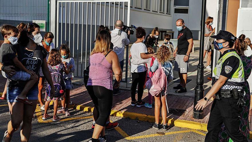 Arranca el proceso de admisión de niños de 3 años y Primaria, ESO y Educación Especial