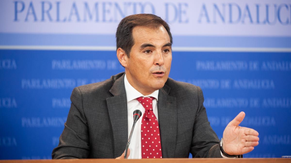 José Antonio Nieto en una imagen de archivo.