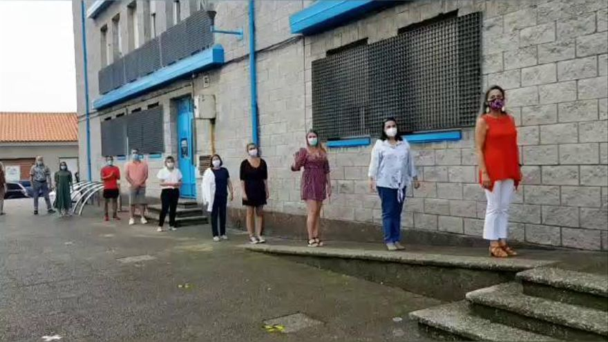El colegio Santa Olaya se hace viral con su vídeo sobre las normas de la vuelta al cole