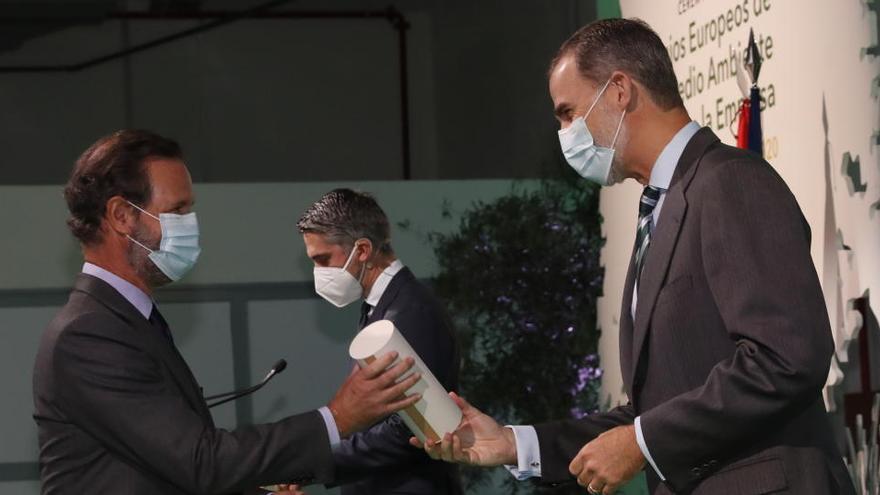 Acciona, premio a la Cooperación Internacional para el desarrollo sostenible