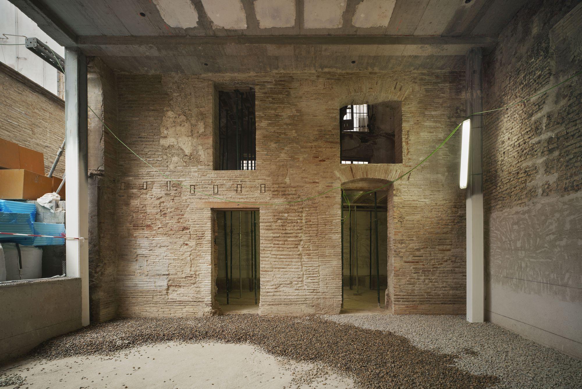 Las salas del Centro de Arte Hortensia Herrero comienzan a tomar forma en la fase C del proyecto de reforma(1).jpg
