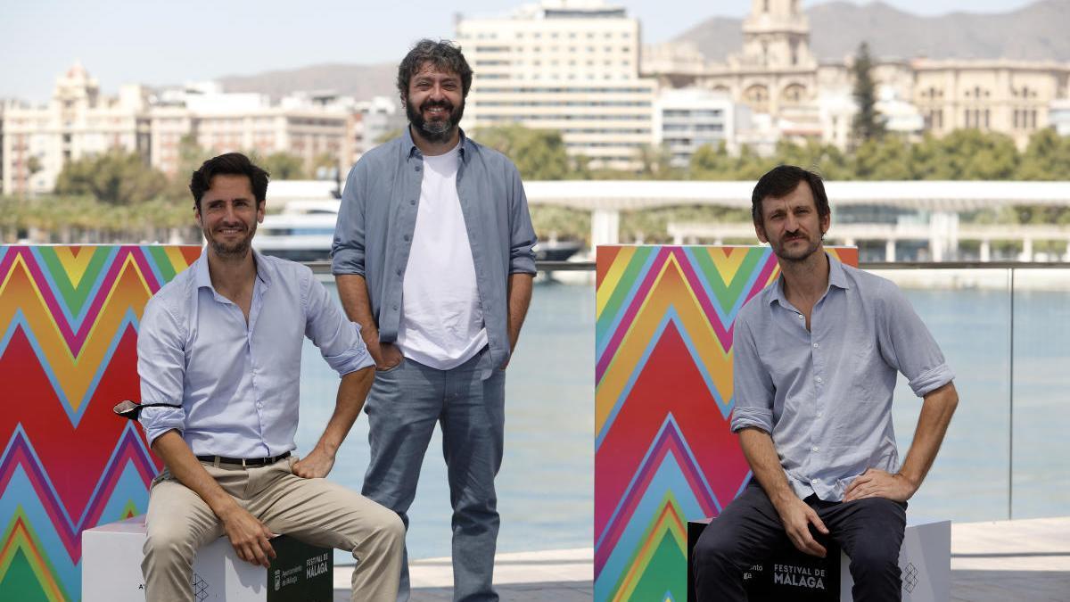 Photocall de 'Los europeos'.