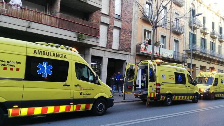 Una dona ofega la seva filla de 10 anys a Girona