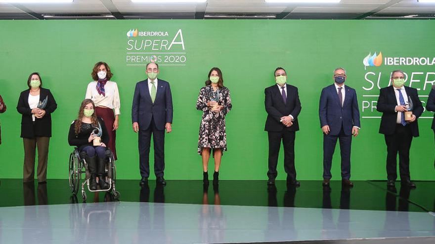 Iberdrola entrega sus primeros premios a la igualdad a través del deporte