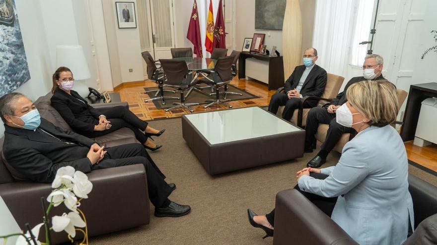 Cartagena, segunda parada en la visita del nuncio apostólico del Papa en España