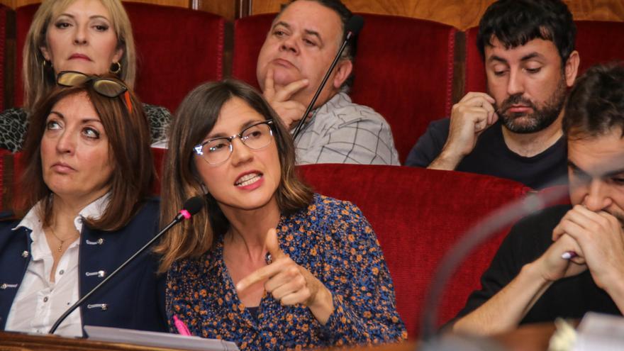 Guanyar pide en Alcoy que se estudie el grado de ventilación de los espacios educativos y municipales
