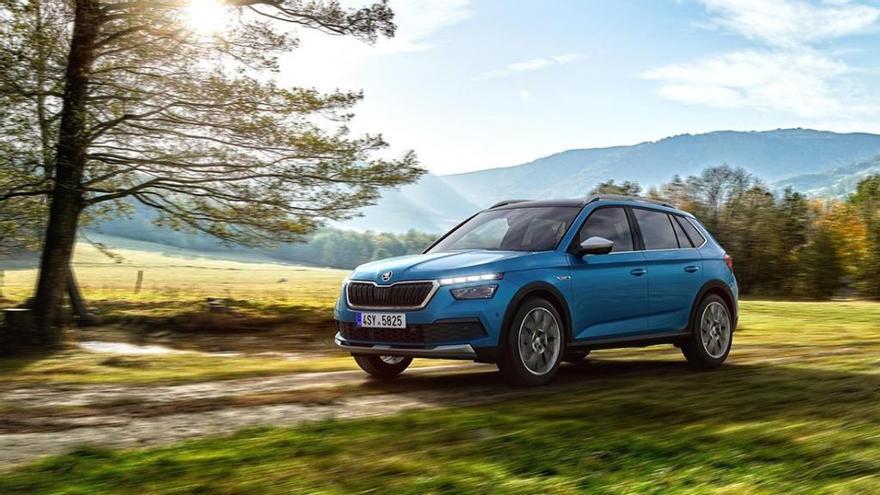Skoda anuncia una versión Scoutline para el SUV Kamiq