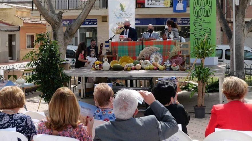 San Fulgencio presenta un recetario bilingüe de gastronomía tradicional