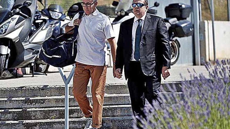 La cárcel deniega a Diego Torres  el permiso para salir a trabajar fuera