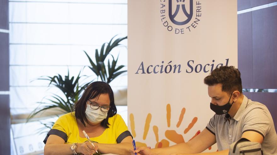 El Cabildo de Tenerife distribuirá 6,8 millones entre los municipios para ayudas sociales