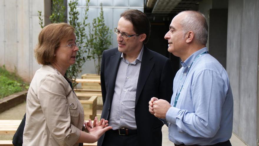 UManresa acollirà un centre d'innovació sota la responsabilitat d'Antoni Llobet