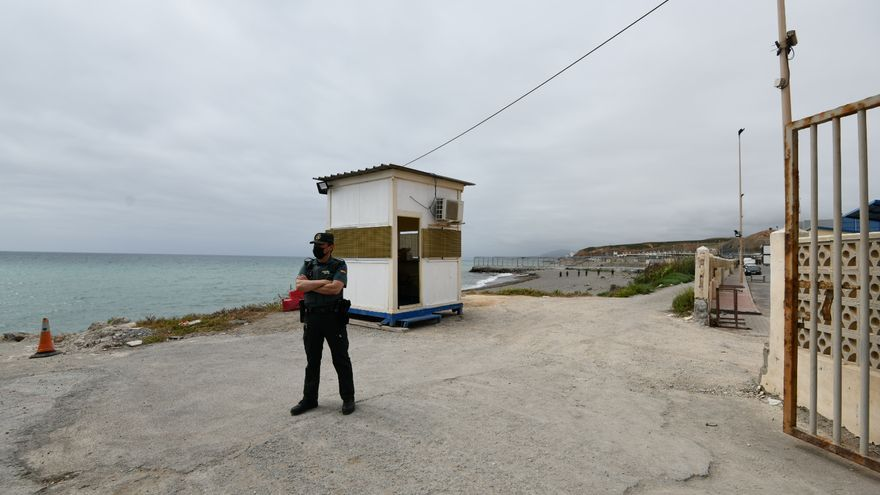 Elevan a 7.000 el número de marroquíes que han abandonado Ceuta