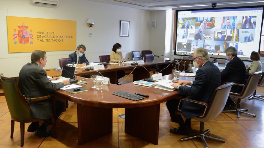 Extremadura recibe 6,1 millones para desarrollo rural y el programa escolar de frutas