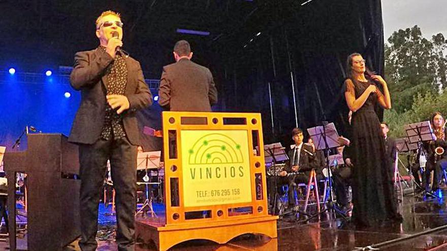 Serafín Zubiri repite concierto tributo a Nino Bravo el sábado en Nigrán