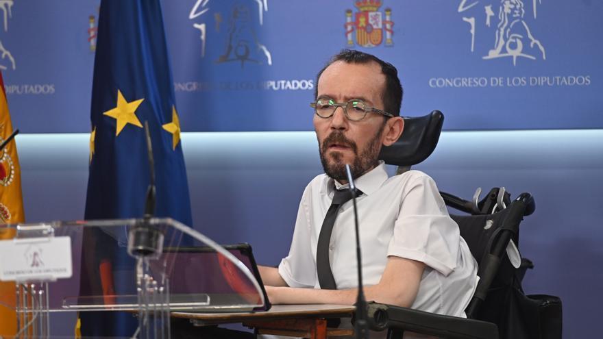 Unidas Podemos se desmarca del PSOE y exige desbloquear el Ingreso Mínimo Vital