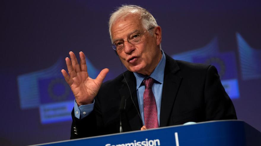 Borrell ve a la economía de la UE con riesgo de 'japonizarse'