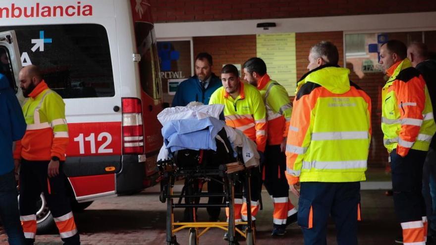 Reabre el hospital de Arriondas empezando por las Urgencias