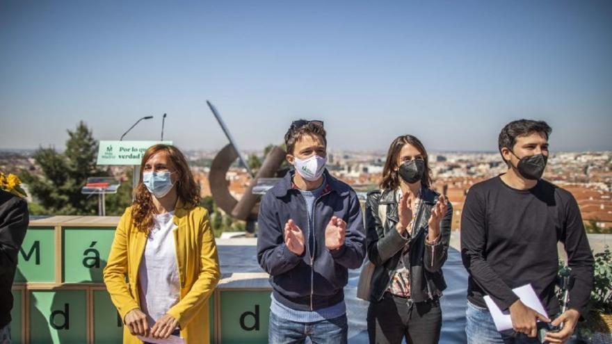 """La candidata de Más Madrid destaca la """"empatía"""" como forma de hacer política"""
