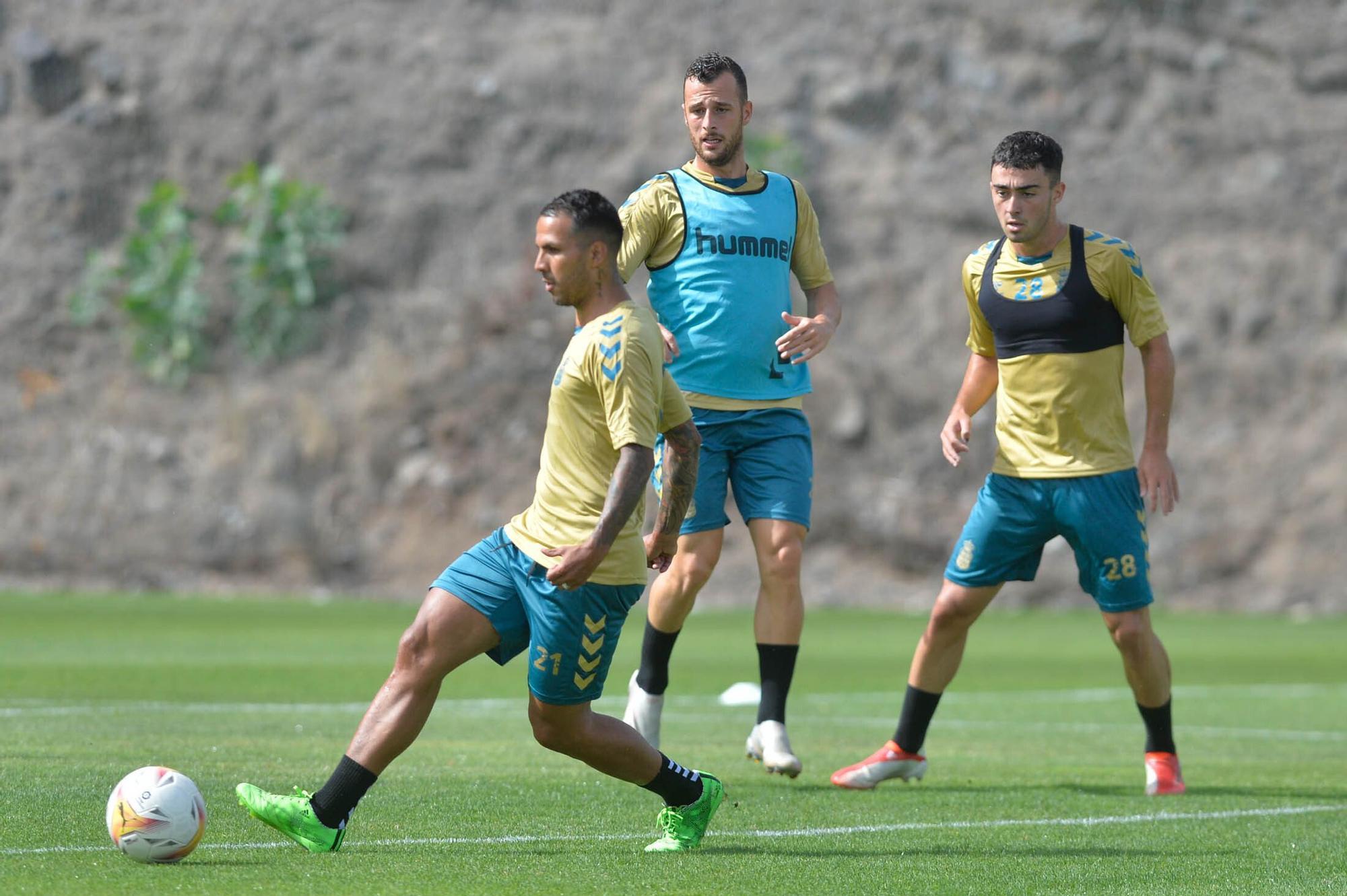 Entrenamiento UD Las Palmas (07/09/2021)
