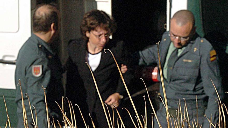 Presó sense fiança per a Noelia de Mingo després d'apunyalar dues dones